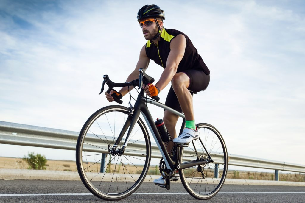 How do I get faster at cycling?